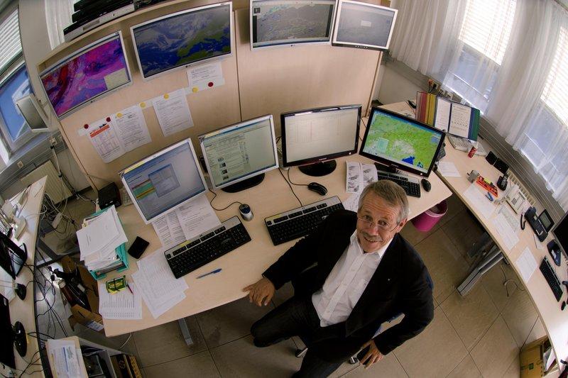 Charly Gabl meteorologist